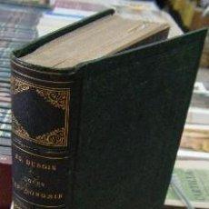 Libros antiguos: COURS D'ASTRONOMIE. AUX OFFICIERS DE LA MARINE IMPERIALE. DUBOIS,EDMOND. A-ESAS-119. Lote 116160879