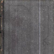 Libros antiguos: LE CIEL NOTIONS D´ASTRONOMIE. PAR AMEDEE GUILLEMIN. TROISIEME EDITION.LIBRAIRIE DE L. HACHETTE .1866. Lote 116998467