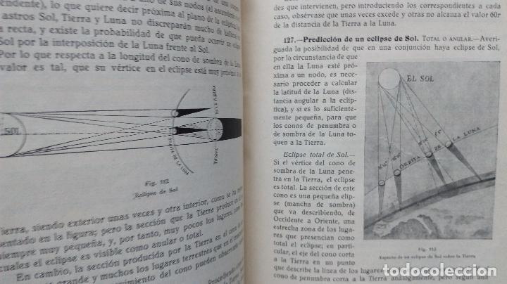 Libros antiguos: LECCIONES DE COSMOGRAFÍA Y GEOFÍSICA. GABRIEL GALÁN. 1934 (ASTRONOMÍA. ASTROFÍSICA. FÍSICA) - Foto 6 - 117211567