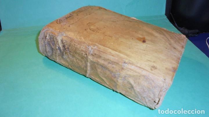(M) ANTIGUO LIBRO S. XVII- ( FALTO DE PORTADA ) DE SPHAERA MUNDI DE LA SPHERE DU MONDE - DE L'USAGE (Libros Antiguos, Raros y Curiosos - Ciencias, Manuales y Oficios - Astronomía)