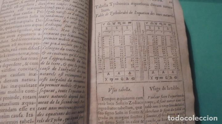 Libros antiguos: (M) ANTIGUO LIBRO S. XVII- ( FALTO DE PORTADA ) DE SPHAERA MUNDI DE LA SPHERE DU MONDE - DE LUSAGE - Foto 5 - 118340039