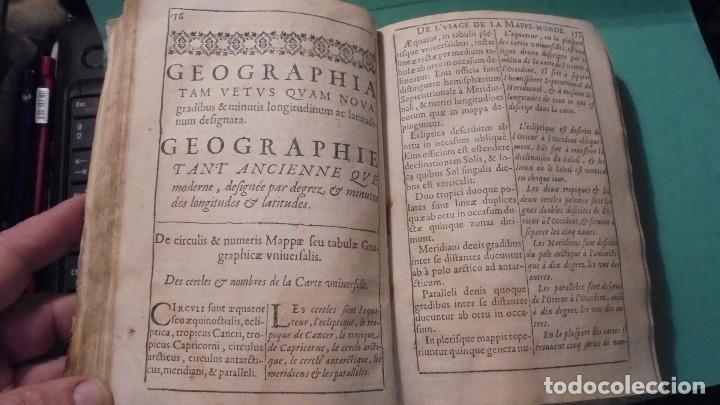 Libros antiguos: (M) ANTIGUO LIBRO S. XVII- ( FALTO DE PORTADA ) DE SPHAERA MUNDI DE LA SPHERE DU MONDE - DE LUSAGE - Foto 7 - 118340039