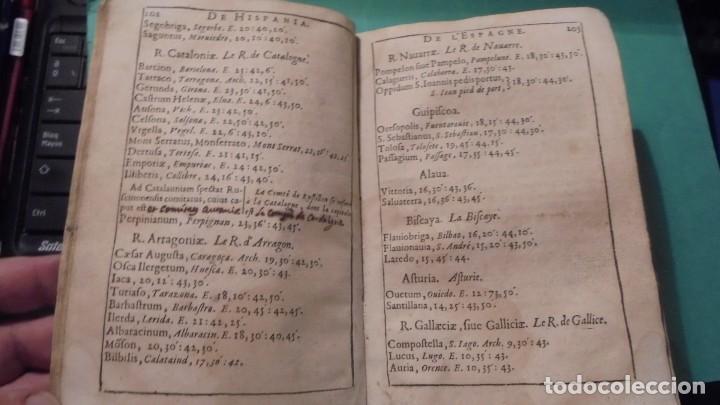 Libros antiguos: (M) ANTIGUO LIBRO S. XVII- ( FALTO DE PORTADA ) DE SPHAERA MUNDI DE LA SPHERE DU MONDE - DE LUSAGE - Foto 8 - 118340039