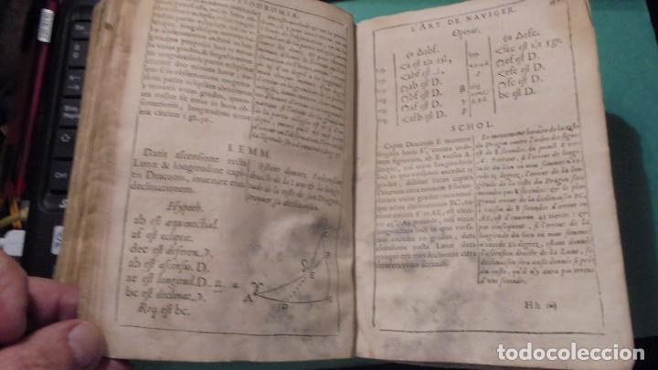 Libros antiguos: (M) ANTIGUO LIBRO S. XVII- ( FALTO DE PORTADA ) DE SPHAERA MUNDI DE LA SPHERE DU MONDE - DE LUSAGE - Foto 13 - 118340039