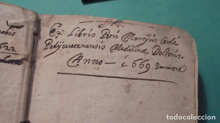 Libros antiguos: (M) ANTIGUO LIBRO S. XVII- ( FALTO DE PORTADA ) DE SPHAERA MUNDI DE LA SPHERE DU MONDE - DE LUSAGE - Foto 15 - 118340039