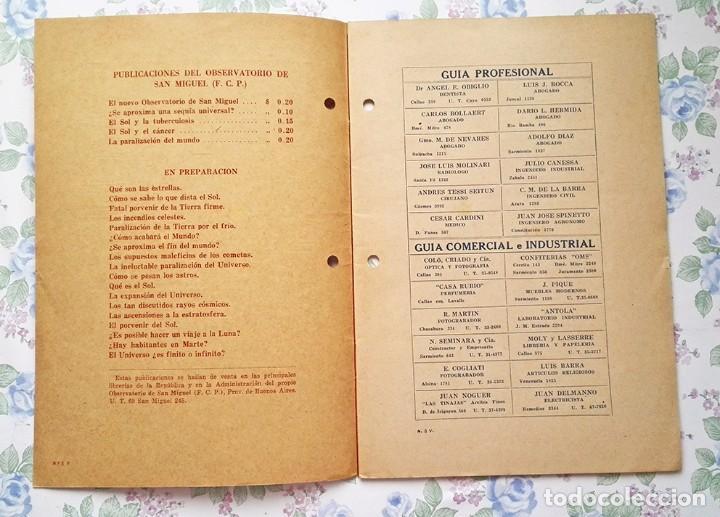 Libros antiguos: 1935 Cuaderno el Sol y el cáncer Ignacio Puig publicaciones populares - Foto 3 - 122863387