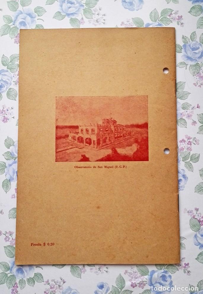 Libros antiguos: 1935 Cuaderno el Sol y el cáncer Ignacio Puig publicaciones populares - Foto 6 - 122863387