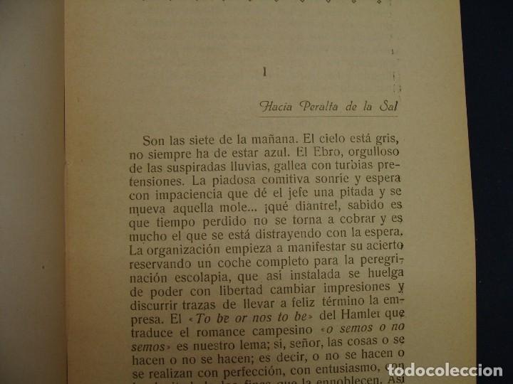 Libros antiguos: PERALTA DE LA SAL (HUESCA). ADULFO VILLANUEVA. ZARAGOZA 1922. MUY RARO. HISTORIA LOCAL MUY RARA.. - Foto 4 - 124550323