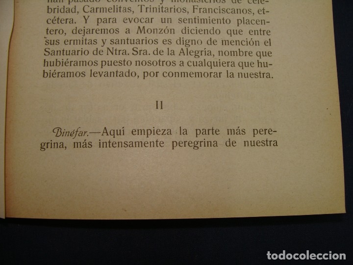 Libros antiguos: PERALTA DE LA SAL (HUESCA). ADULFO VILLANUEVA. ZARAGOZA 1922. MUY RARO. HISTORIA LOCAL MUY RARA.. - Foto 5 - 124550323