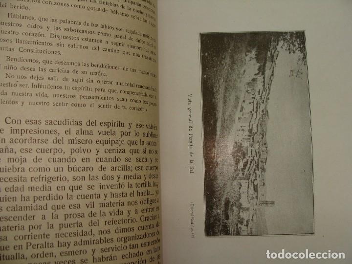 Libros antiguos: PERALTA DE LA SAL (HUESCA). ADULFO VILLANUEVA. ZARAGOZA 1922. MUY RARO. HISTORIA LOCAL MUY RARA.. - Foto 6 - 124550323