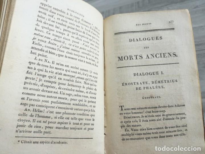 Libros antiguos: ENTRETIENS SUR LA PLURALITÉ DES MONDES - CONVERSACIONES SOBRE LA PLURALIDAD DE MUNDOS. DESPLEGABLE - Foto 7 - 131746622