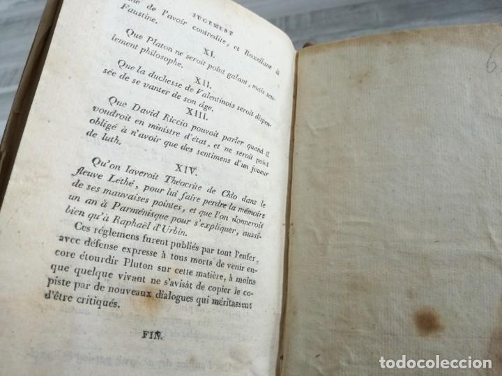 Libros antiguos: ENTRETIENS SUR LA PLURALITÉ DES MONDES - CONVERSACIONES SOBRE LA PLURALIDAD DE MUNDOS. DESPLEGABLE - Foto 9 - 131746622