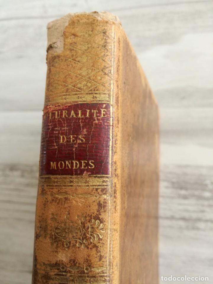Libros antiguos: ENTRETIENS SUR LA PLURALITÉ DES MONDES - CONVERSACIONES SOBRE LA PLURALIDAD DE MUNDOS. DESPLEGABLE - Foto 10 - 131746622