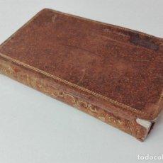 Libros antiguos: LECCIONES DE ASTRONOMIA Y TRATADO DE LA ESFERA FRANÇOIS ARAGO AÑO 1843 ILUSTRADO. Lote 133013490
