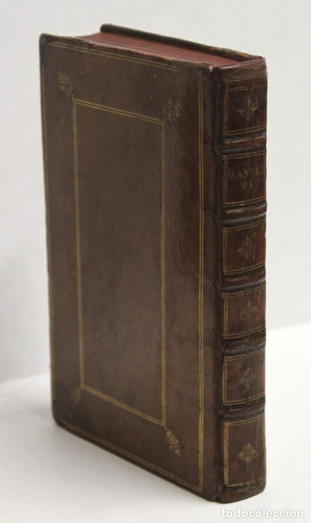 Libros antiguos: M. MANILI ASTRONOMICON LIBRI QUINQUE... Eiusdem Ios. Scaligeri commentarius in eosdem libros, et cas - Foto 6 - 109022442