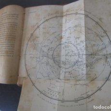 Libros antiguos: COSMOGRAFIA ASTRONOMIA CURIOSO LIBRO MUY ANTIGUO AÑO 1918 RAREZA. Lote 138771382