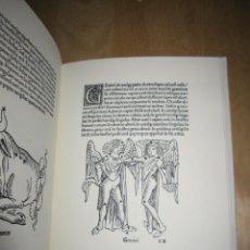 Libros antiguos: POETICON ASTRONOMICON. CAYO JULIO HIGINIO. FACSÍMIL. Lote 140516242