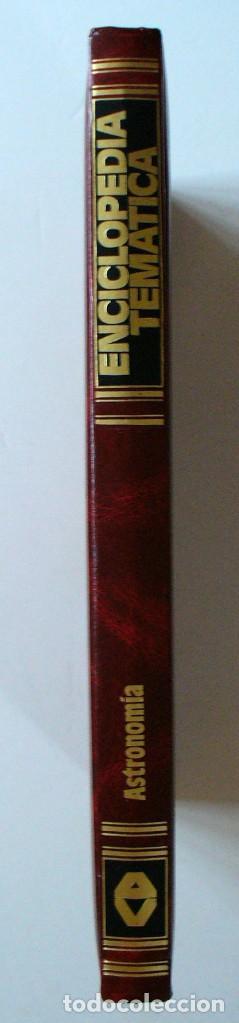 Libros antiguos: ENCICLOPEDIA TEMATICA-ASTRONOMIA- ARGOS VERGARA - Foto 4 - 140631110