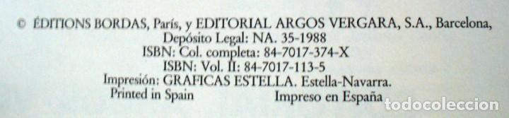 Libros antiguos: ENCICLOPEDIA TEMATICA-ASTRONOMIA- ARGOS VERGARA - Foto 5 - 140631110