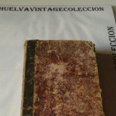 Libros antiguos: CURSO DE GEOGRAFÍA, D.BERNARDO MONREAL Y ASCASO, 1875.. Lote 140720364