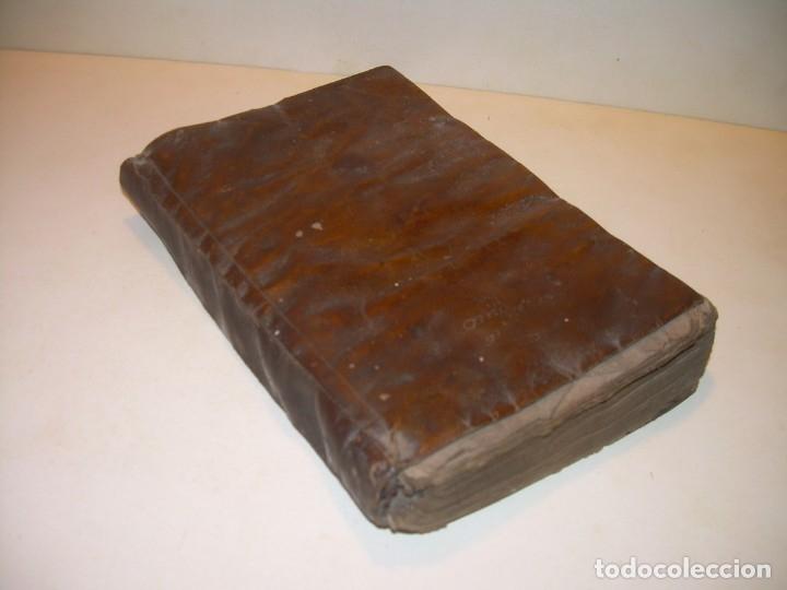 Libros antiguos: PRIMERA EDICION DEL AÑO 1713.EL NON PLUS ULTRA DEL LUNARIO Y PRONOSTICO PERPETUO.... TAPAS PERGAMINO - Foto 2 - 142463270