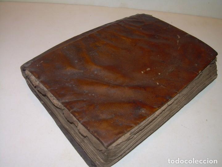 Libros antiguos: PRIMERA EDICION DEL AÑO 1713.EL NON PLUS ULTRA DEL LUNARIO Y PRONOSTICO PERPETUO.... TAPAS PERGAMINO - Foto 3 - 142463270