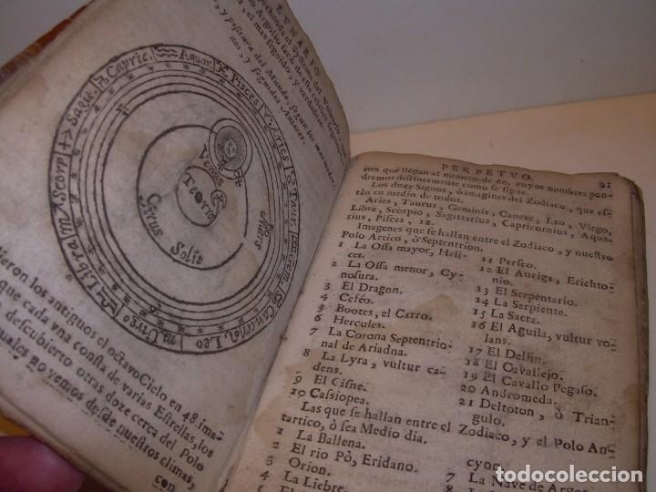 Libros antiguos: PRIMERA EDICION DEL AÑO 1713.EL NON PLUS ULTRA DEL LUNARIO Y PRONOSTICO PERPETUO.... TAPAS PERGAMINO - Foto 9 - 142463270