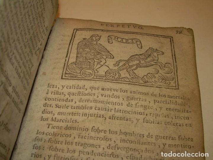 Libros antiguos: PRIMERA EDICION DEL AÑO 1713.EL NON PLUS ULTRA DEL LUNARIO Y PRONOSTICO PERPETUO.... TAPAS PERGAMINO - Foto 16 - 142463270