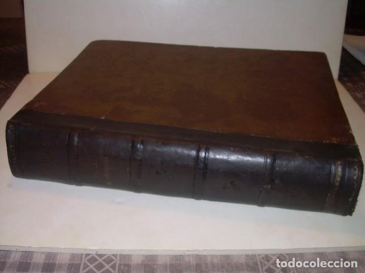 Libros antiguos: LIBRO .TABLAS DE MENDOZA PARA EL USO DE LA NAVEGACION Y ASTRONOMIA NAUTICA.AÑO 1863 - Foto 3 - 142795290