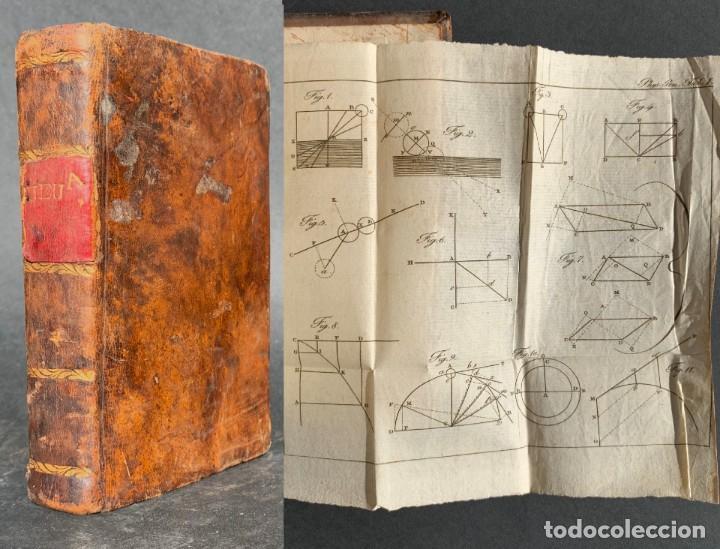 1824 - INSTITUTIONUM ELEMENTARUYM - ASTRONOMIA - GRABADOS - GUANAJUATO (Libros Antiguos, Raros y Curiosos - Ciencias, Manuales y Oficios - Astronomía)