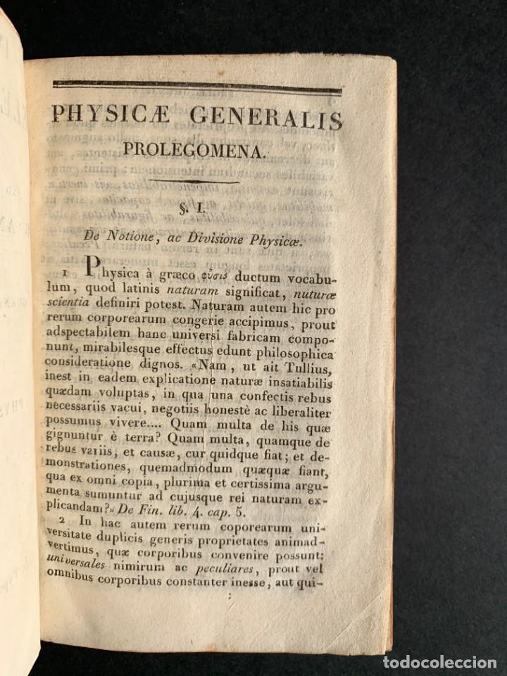 Libros antiguos: 1824 - Institutionum Elementaruym - Astronomia - Grabados - Guanajuato - Foto 3 - 143073562