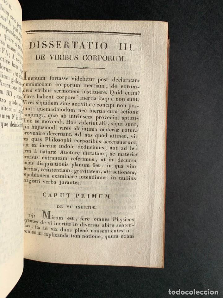 Libros antiguos: 1824 - Institutionum Elementaruym - Astronomia - Grabados - Guanajuato - Foto 5 - 143073562