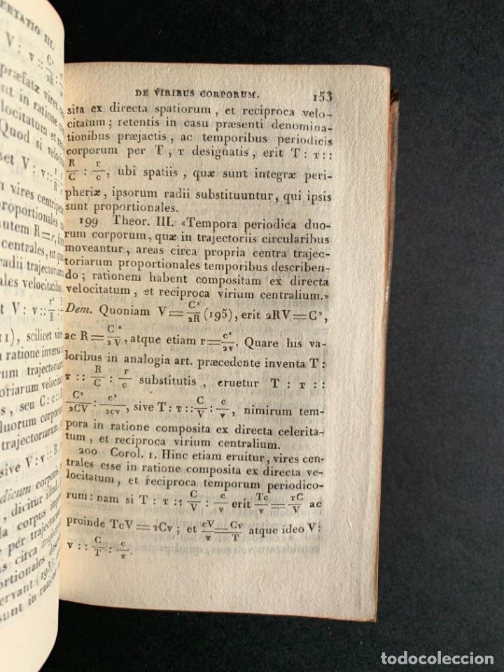 Libros antiguos: 1824 - Institutionum Elementaruym - Astronomia - Grabados - Guanajuato - Foto 6 - 143073562