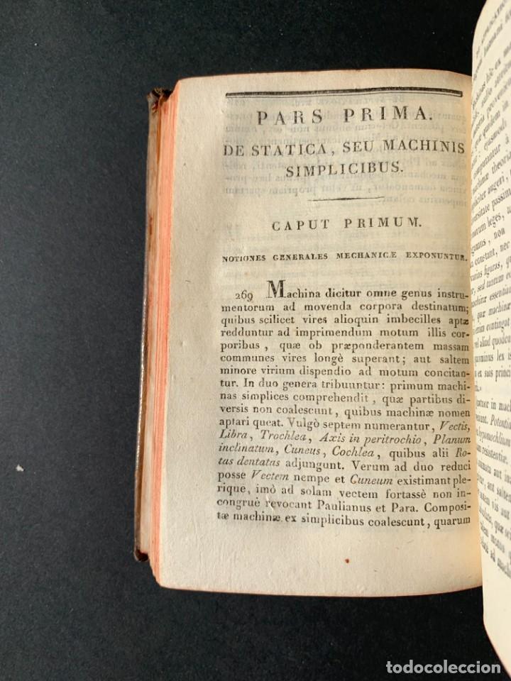 Libros antiguos: 1824 - Institutionum Elementaruym - Astronomia - Grabados - Guanajuato - Foto 7 - 143073562