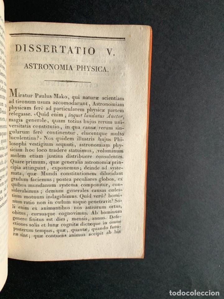 Libros antiguos: 1824 - Institutionum Elementaruym - Astronomia - Grabados - Guanajuato - Foto 8 - 143073562