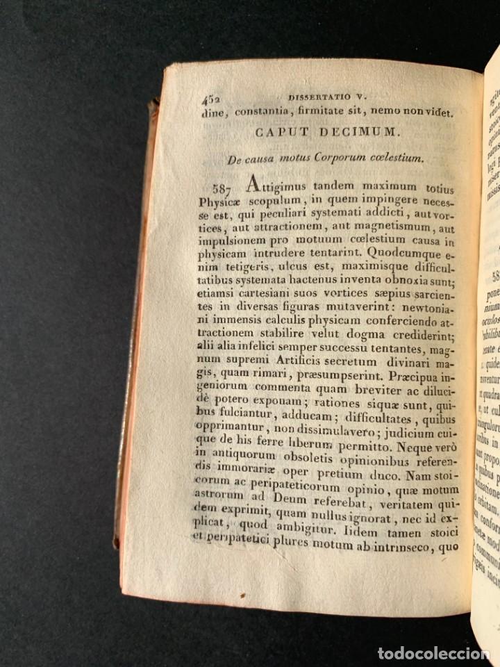 Libros antiguos: 1824 - Institutionum Elementaruym - Astronomia - Grabados - Guanajuato - Foto 11 - 143073562