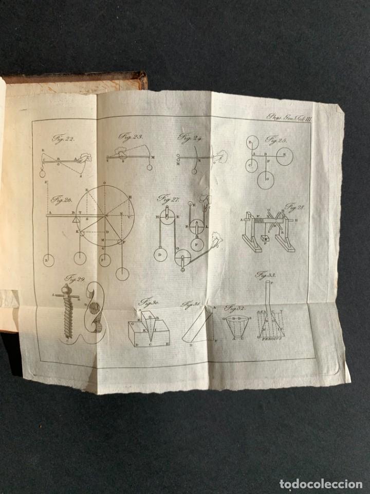 Libros antiguos: 1824 - Institutionum Elementaruym - Astronomia - Grabados - Guanajuato - Foto 14 - 143073562
