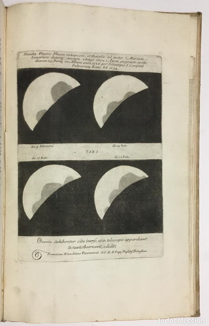 Libros antiguos: HESPERI ET PHOSPHORI NOVA PHAENOMENA SIVE OBSERVATIONES CIRCA PLANETAM VENERIS... 1728, ASTRONOMIA - Foto 5 - 142425242