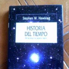 Libros antiguos: LIBRO DE STEPHEN W ,HAWKING HISTORIA DEL TIEMPO EDITORIAL CRITICA. Lote 146865578