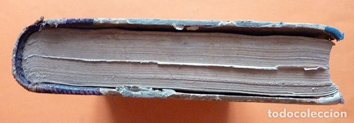 Alte Bücher: LA PLURALIDAD DE MUNDOS HABITADOS - CAMILO FLAMMARION - GASPAR Y ROIG EDITORES - 1873 - Foto 10 - 147378386