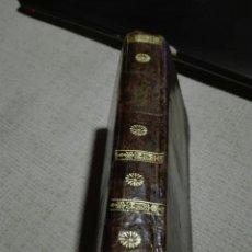 Libros antiguos: ALVARADO Y DE LA PEÑA - PRINCIPIOS ELEMENTALES DE FÍSICA Y ASTRONOMÍA, PARA USO DE LOS.. MADRID 1829. Lote 149264144