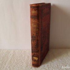 Libros antiguos: LA PLURALIDAD DE MUNDOS HABITADOS. CAMILO FLAMMARION - CH. BOURET 1879. Lote 150134346