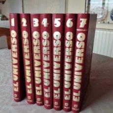 Libros antiguos: COMPLETÍSIMA ENCICLOPEDIA SOBRE EL UNIVERSO Y ASTRONOMÍA.. Lote 150674922