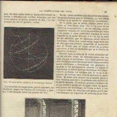 Libros antiguos: LAS MARAVILLAS CELESTES. CAMILO FLAMMARIÓN.. Lote 151402102