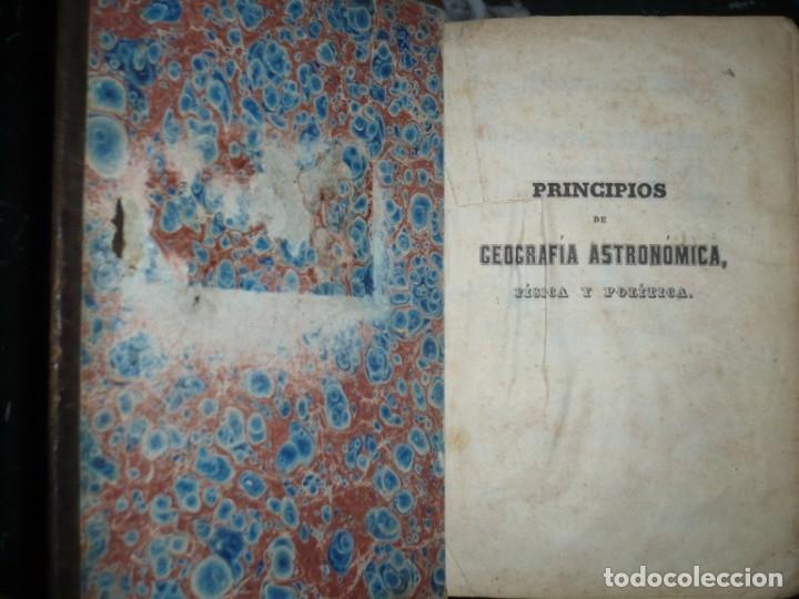 Libros antiguos: PRINCIPIOS DE GEOGRAFIA ASTRONOMICA FISICA Y POLITICA FRANCISCO VERDEJO PAEZ 1854 MADRID - Foto 13 - 152231742