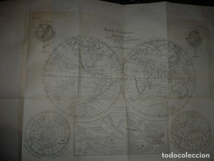 Libros antiguos: PRINCIPIOS DE GEOGRAFIA ASTRONOMICA FISICA Y POLITICA FRANCISCO VERDEJO PAEZ 1854 MADRID - Foto 6 - 152231742