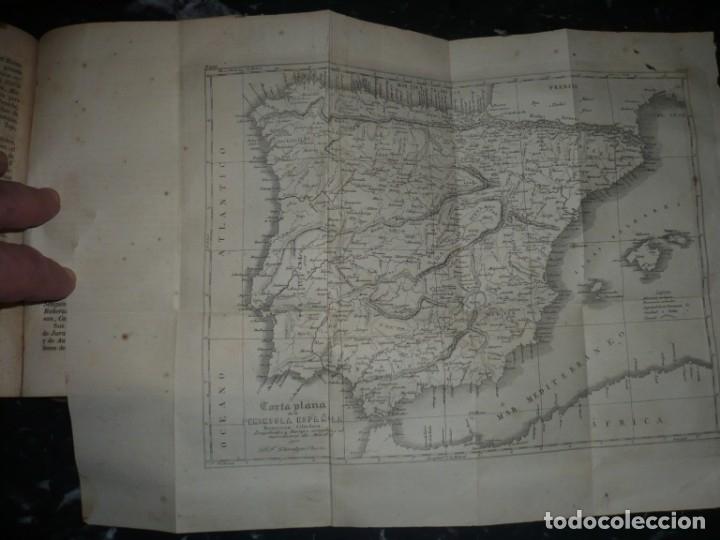 Libros antiguos: PRINCIPIOS DE GEOGRAFIA ASTRONOMICA FISICA Y POLITICA FRANCISCO VERDEJO PAEZ 1854 MADRID - Foto 7 - 152231742