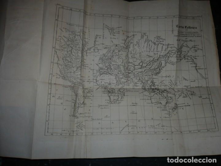 Libros antiguos: PRINCIPIOS DE GEOGRAFIA ASTRONOMICA FISICA Y POLITICA FRANCISCO VERDEJO PAEZ 1854 MADRID - Foto 9 - 152231742