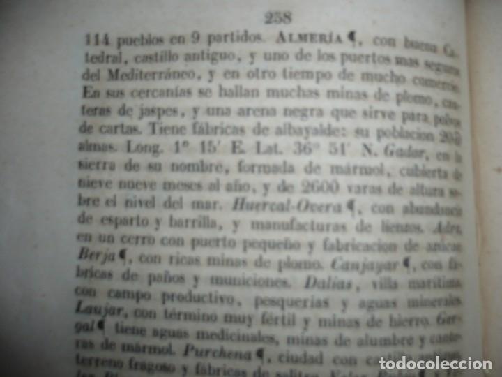 Libros antiguos: PRINCIPIOS DE GEOGRAFIA ASTRONOMICA FISICA Y POLITICA FRANCISCO VERDEJO PAEZ 1854 MADRID - Foto 11 - 152231742