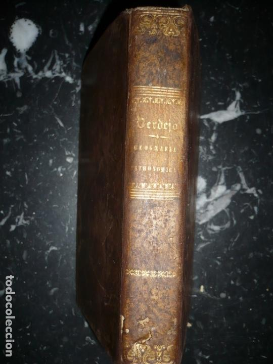 PRINCIPIOS DE GEOGRAFIA ASTRONOMICA FISICA Y POLITICA FRANCISCO VERDEJO PAEZ 1854 MADRID (Libros Antiguos, Raros y Curiosos - Ciencias, Manuales y Oficios - Astronomía)